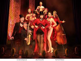 Bild: Let´s Burlesque - Internationale Burlesque-Show mit Live Musik