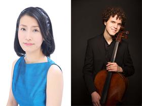 Bild: Jonas Palm (Violoncello), Yukie Takai (Klavier)