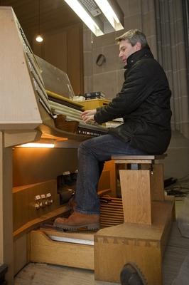 Bild: NACHTKLÄNGE - Stimmungsvolle Orgelmusik mit Juliane Schwerdtfeger und Friedemann Johannes Wieland