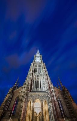 Bild: Blaue Stunde auf dem Münsterturm - Einmalige Münsterturmführung