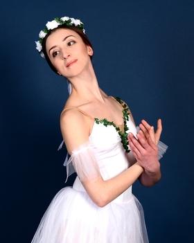 Bild: Ballettkompanie -Ballet Blanc-