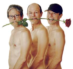 Bild: Maul & Clownseuche - >> Drei Männer braucht die Frau
