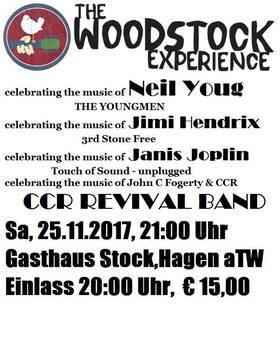 Bild: The Woodstock Experience - Little Woodstock