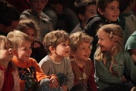 Bild: Der klingende Adventskalender - Vorstellung für Schulen und Kindergärten