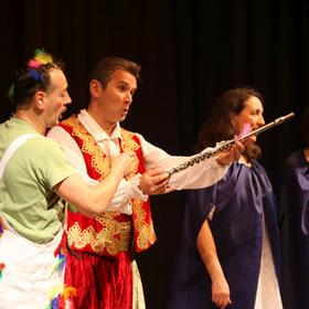 Bild: Familienkonzert - Das Zauberflötchen