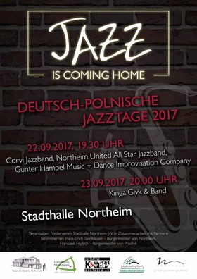 Bild: Jazz is  Coming Home -  Deutsch-Polnische Jazztage -