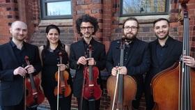 Bild: Damascus String Quintet of SEPO (Syrian Expat Philharmonic Orchestra)