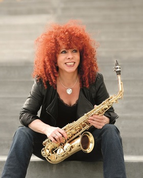 """Tina Tandler präsentiert: """"Saxophon verliebt"""" - Jazz Blues Balladen"""