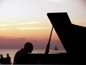 Bild: Multimedia-Konzert