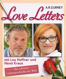 Bild: Schauspiel(er) hautnah: Hansi Kraus & Lou Hoffner spielen