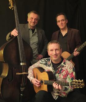 Bild: DJANGOS FRIENDS - Gypsy Swing Trio