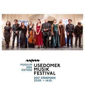 Bild: Abschlusskonzert des Ostsee-Musikforums
