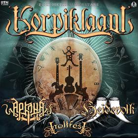 Bild: KORPIKLAANI & Special Guests - Korpiklaani, Arkona, Heidevolk, Trollfest und weitere Supports