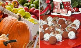 Bild: Vollwertküche mit Michaela Barthel: Kochkurs Herbstküche