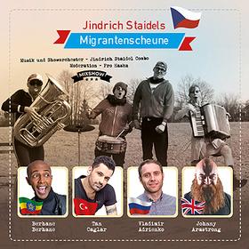 Bild: Jindrich Staidels Migrantenscheune 2018