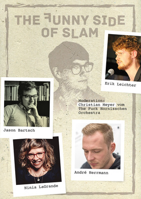 The Funny Side Of Slam - Scheune Dresden