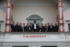 Bild: Salonorchester Die Palastperlen -