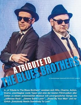 Bild: The Blues Brothers  - Kammertheater Karlsruhe