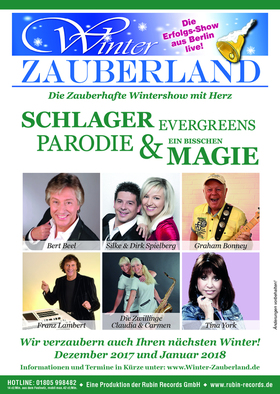 Bild: WINTERZAUBERLAND - Die Gala der großen Show-Legenden