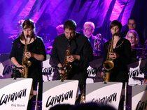 Bild: Konzert der »Caravan Big Band«