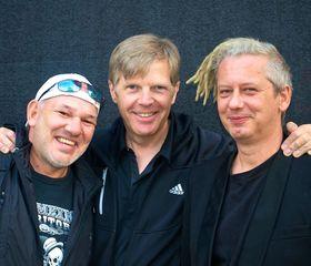 Bild: Georg Schroeter, Marc Breitfelder & Torsten Zwingenberger