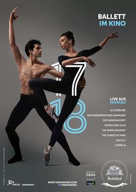 Bild: Das Bolschoi Ballett live im Kino
