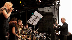 Bild: Leeds Youth Jazz Rock Orchestra (GB)