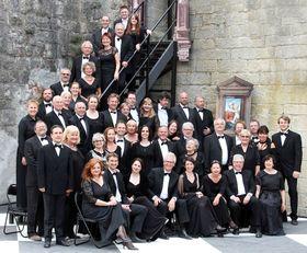 Bild: Carmina Burana - Stuttgarter Choristen