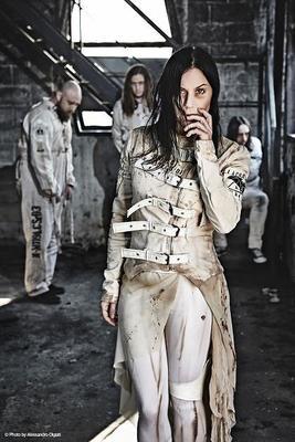 Bild: Lacuna Coil + special guest: Cellar Darling