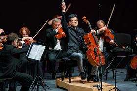 Bild: Konzert 4 - Dozenten + Orchester