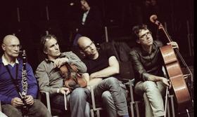 Bild: KONZERT 7c - Francesca Verunelli, James Saunders, Hanna Eimermacher, Martin Schüttler Ictus Ensemble