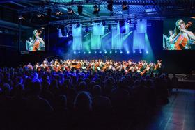 Bild: Konzert 5 - Cello-Orchester Baden-Württemberg & Jazz-Ensembles