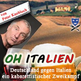 Bild: Schlemmen & Comedy - Oh Italien - Albaching - Premiere
