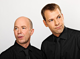 Bild: Helge und das Udo