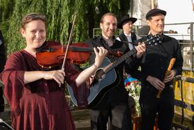 Bild: Irische Musik auf der Enz - Erlebnisführung