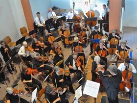 Bild: Oberrheinisches Sinfonieorchester: Dreiklang: Brahms, Beethoven, Haydn