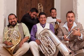 Bild: Mexican Brass - MEXICALEMANIA - Mozart-Gesellschaft Wiesbaden - Sommerkonzerte