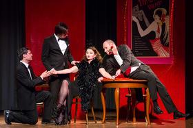 Bild: Tanz auf dem Vulkan - Brunnentheater Helmstedt