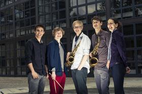 Bild: Fynn Grossmann Quintett (D)