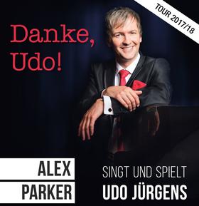 """Bild: """"Danke, Udo!"""" Die große Udo Jürgens-Gala von und mit Alex Parker"""