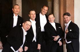 Bild: Berlin Comedian Harmonists - Das besondere Weihnachtskonzert