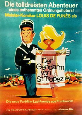 Bild: Sommerkino - Der Gendarm von St. Tropez