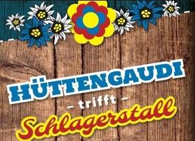Bild: Hüttengaudi trifft Schlagerstall