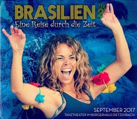Bild: Brasilianisches Tanztheater - Brasilien - Eine Reise durch die Zeit