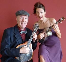 Bild: The Red Hot Serenaders mit spezial Guest. - Blues und Swing der 20ger und 30ger Jahre