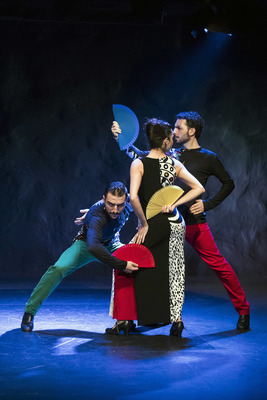 Bild: Flamencos en route