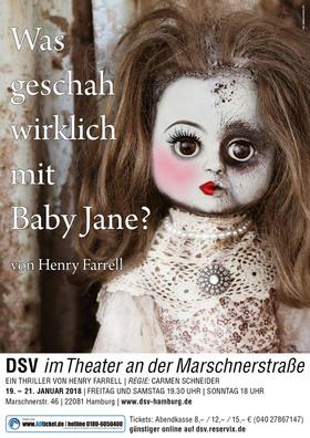Bild: Was geschah wirklich mit Baby Jane? - DSV Hamburg