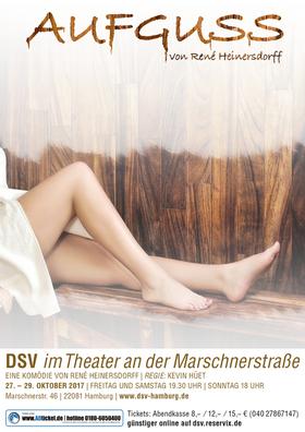 Bild: Aufguss - DSV Hamburg