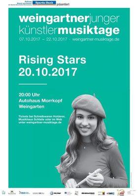 Bild: Rising Stars: Lucie Horsch