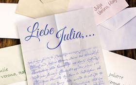Bild: Liebe Julia,... - Eine szenische Lesung